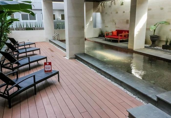 NIDA Rooms Kuta Patih Jelantik - Pemandangan Area