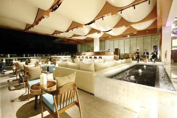 R Hotel Rancamaya - Restoran