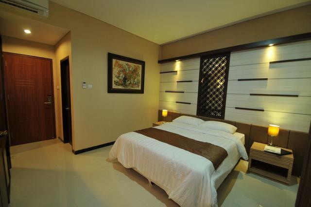 D'Madinah Residence Syariah Hotel Solo Solo - Kamar Double