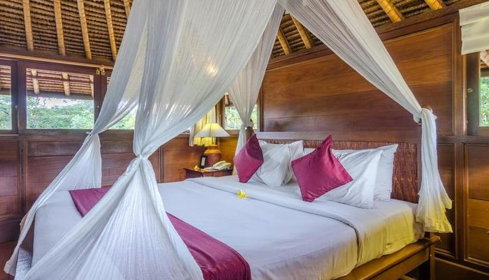 Chili Ubud Cottage Bali - one bed room duplex bungalow