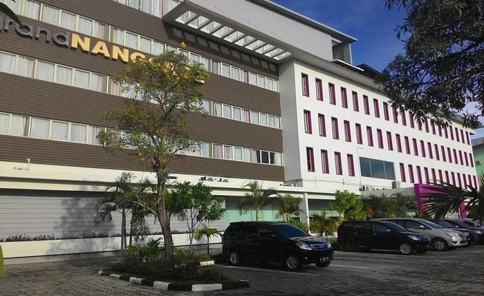 Hotel Grand Nanggroe Banda Aceh - Eksterior
