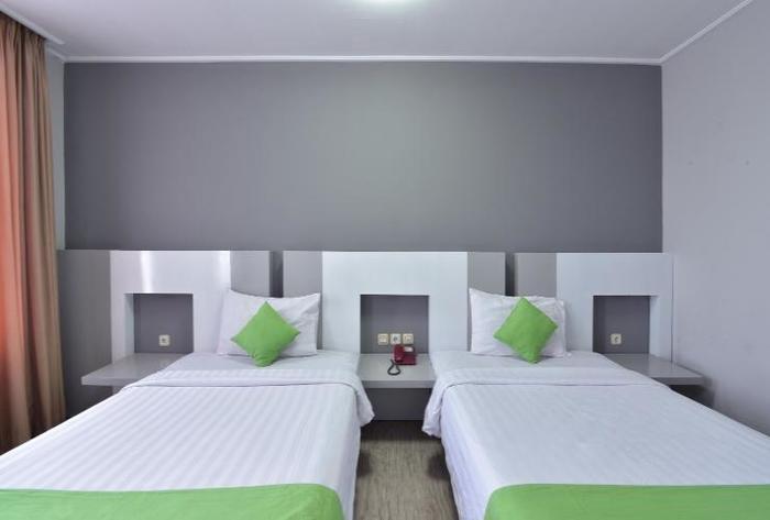 Hotel Grand Nanggroe Banda Aceh - deluxe twin