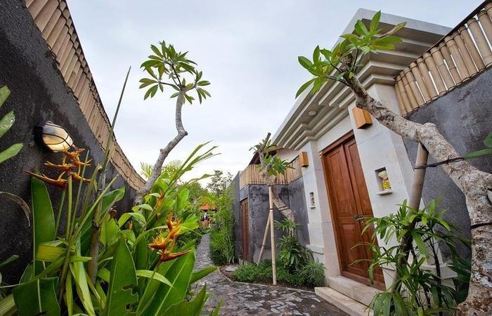 The Tamantis Villas Bali - Eksterior