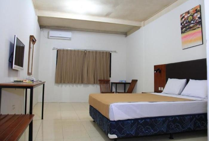 Hotel Augusta Lembang - Deluxe double bed