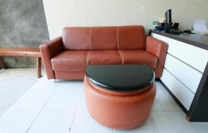 Pendowo Huis Guesthouse Yogyakarta - Ruang tamu