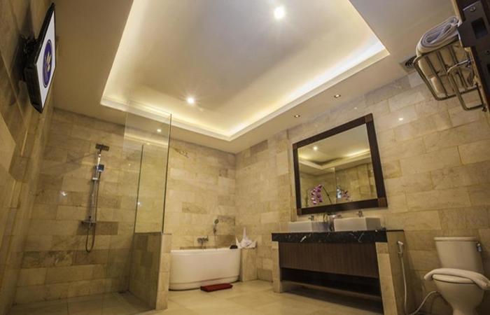 Grand Mulya Bogor Bogor - Kamar mandi