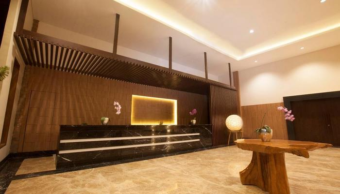 Grand Mulya Bogor Bogor - Kantor Depan