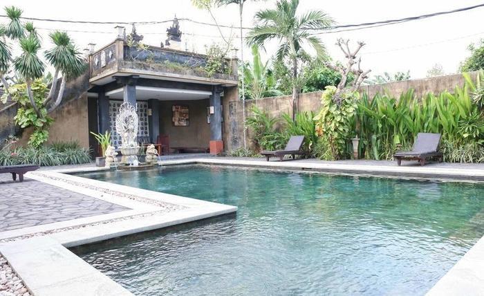 RedDoorz @ Mangga Legian Lane Bali - Kolam Renang