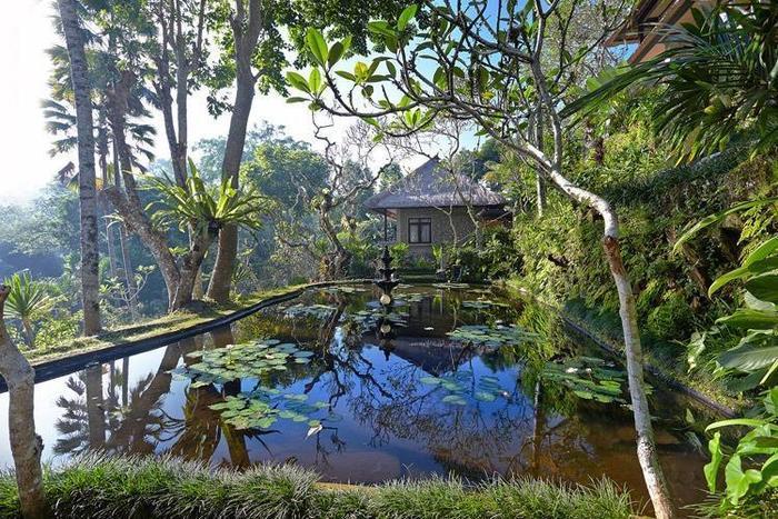 Tjampuhan Hotel Ubud - Lingkungan Sekitar