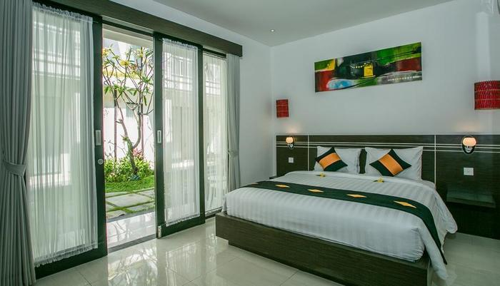 The Diana Suite Tuban Bali - room