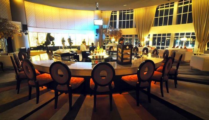 Grand Jatra Balikpapan - Bar