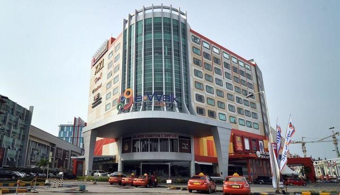 Grand Jatra Balikpapan - Exterior