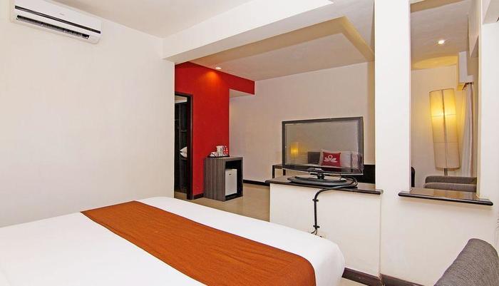 ZEN Premium Padma 2 legian Bali - Tempat Tidur Double