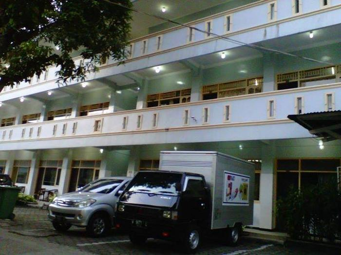 Hotel Roda Mas 1 Purwokerto - Eksterior