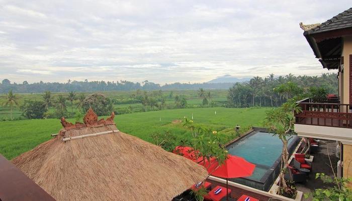 Uma Stana Villa Ubud - Eksterior