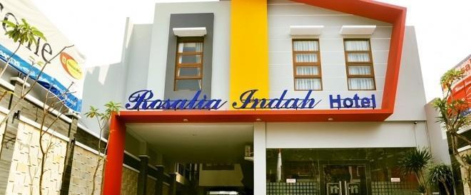 Rosalia Indah Hotel Yogyakarta - Tampilan Luar