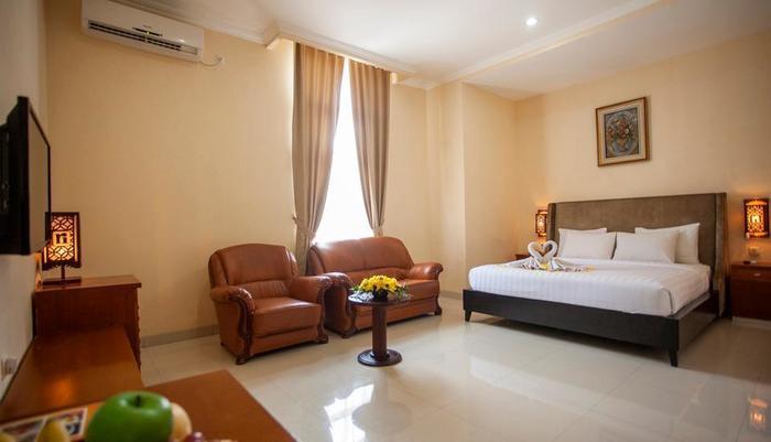 Rosalia Indah Hotel Yogyakarta - Guest room