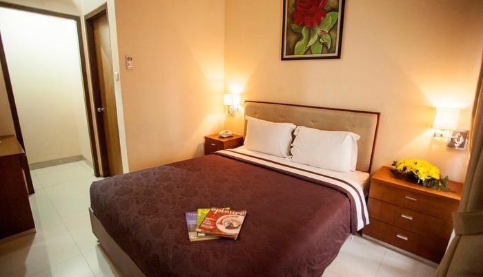 Rosalia Indah Hotel Yogyakarta - kamar tamu Superior