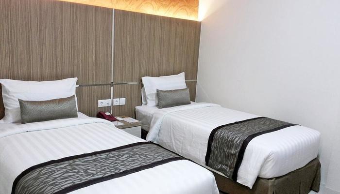 Amadeo Hotel Duri Bengkalis - Superior Twin