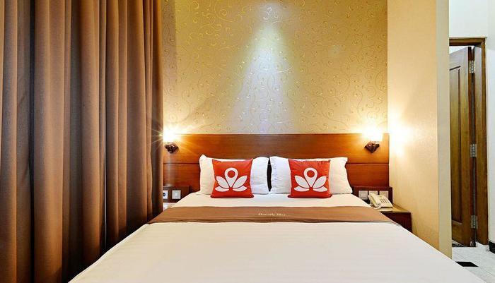 ZenRooms Bausasran 34 Pakualaman - Tampak tempat tidur double