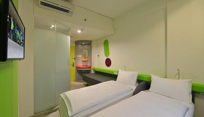 POP! Hotel Timoho Yogyakarta - POP! Twin View