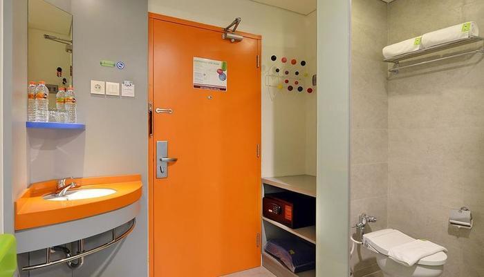 POP! Hotel Timoho Yogyakarta - Shower