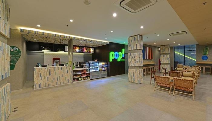 POP! Hotel Timoho Yogyakarta - Pitstop venue