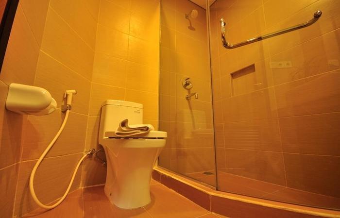 De Batara Hotel Bandung - Kamar mandi