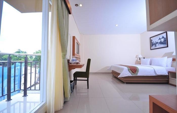 De Batara Hotel Bandung - Deluxer King