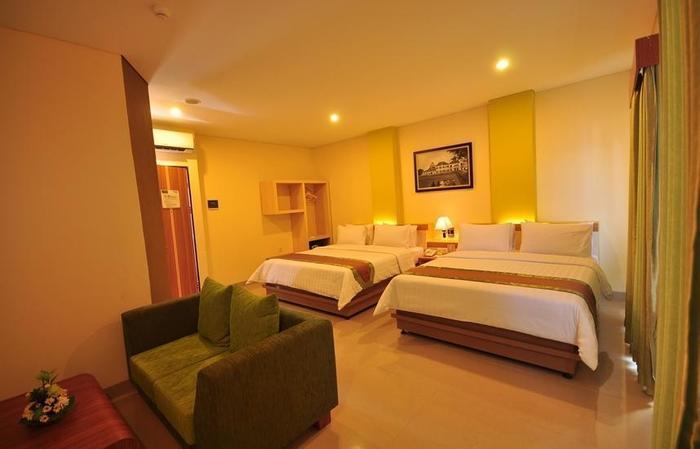 De Batara Hotel Bandung - Grand Family Deluxe