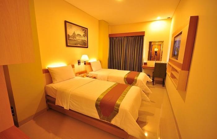 De Batara Hotel Bandung - Superior Twin