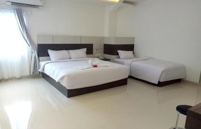 Seventeen Hotel Banda Aceh - Room