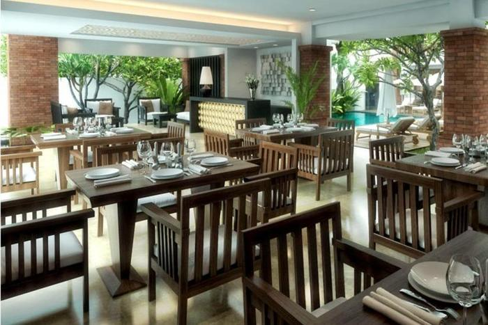 Grand Mirah Boutique Hotel Bali - Restoran