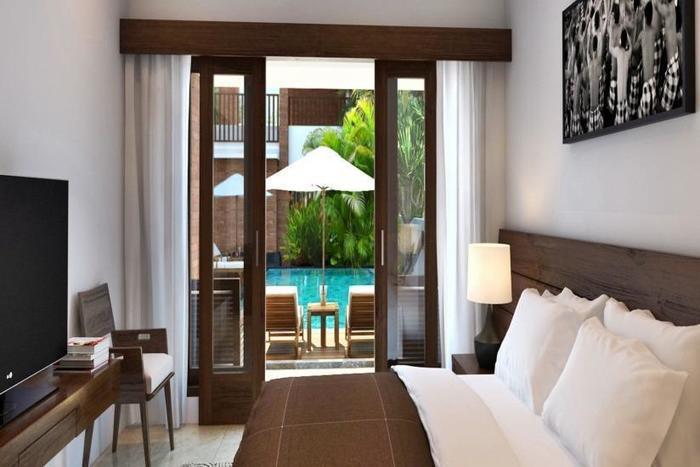 Grand Mirah Boutique Hotel Bali - Kamar tamu