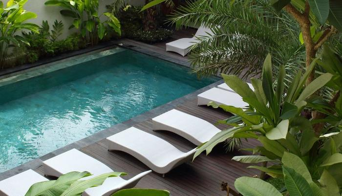 Grand Mirah Boutique Hotel Bali - Outdoor Pool