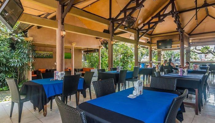 ZenRooms Seminyak Taman Petitenget Bali - Restoran