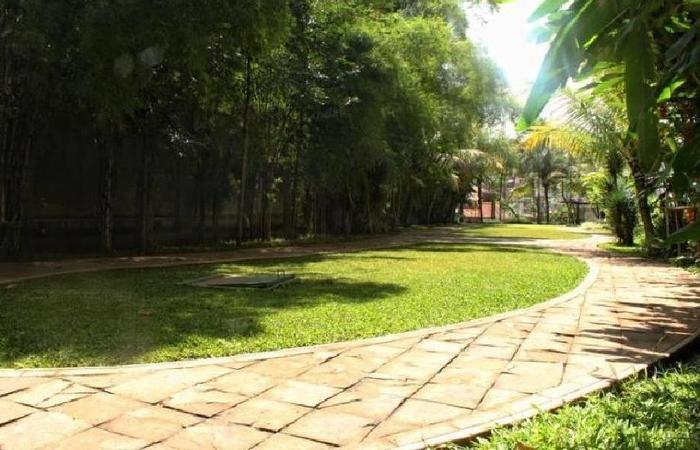 Hotel Bintang Sintuk Bontang - Taman