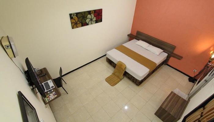 Guest House Rumah Wahidin Syariah Probolinggo - Deluxe room