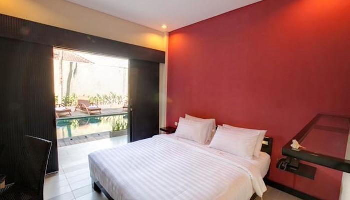 The Zuk Hotel Kuta - Deluxe Room