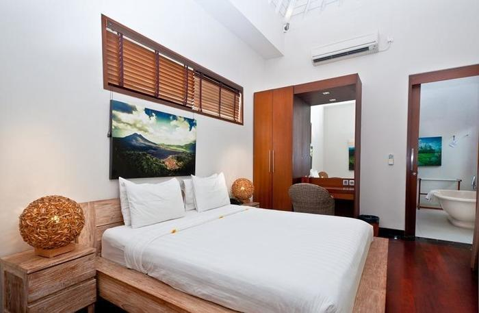 Dipan Resort Bali - one bedroom villa