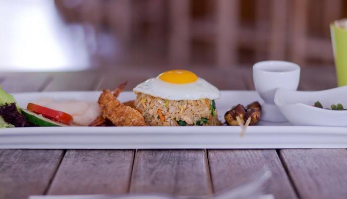 Dipan Resort Bali - food