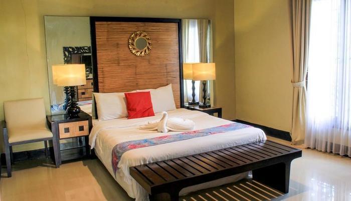 Villa Padi Cangkringan - kamar tidur