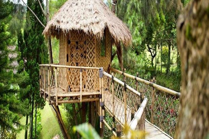 Bamboo Village Bandung - Eksterior