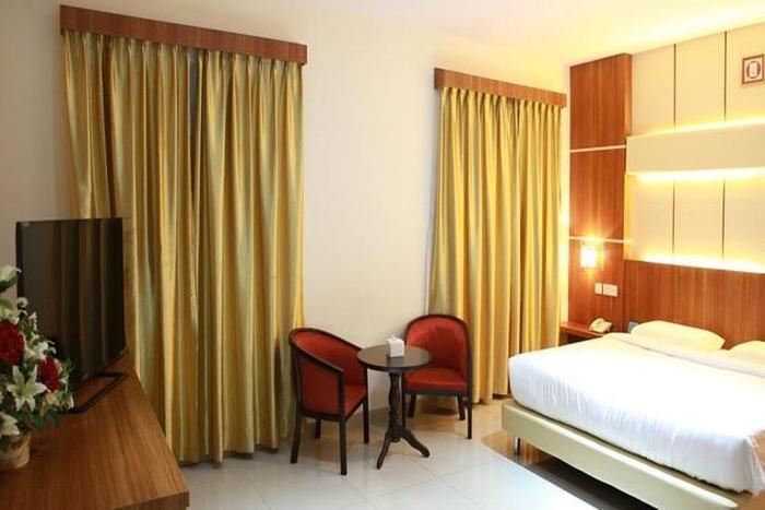 Avia Smart Hotel Batam - Kamar tamu