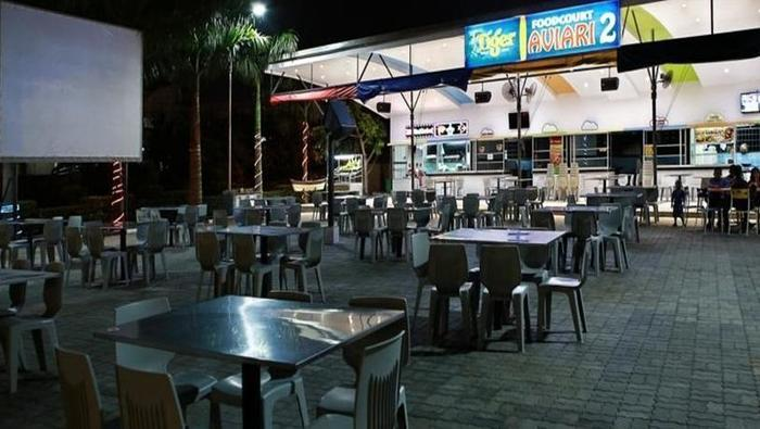 Avia Smart Hotel Batam - Restoran