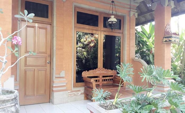 Puri Dalem Cottage Ubud - Teras
