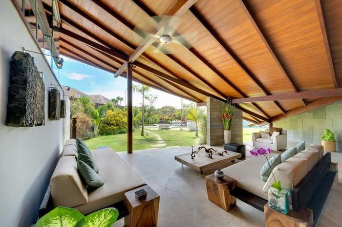 The Layar - Designer Villas & Spa Seminyak - Living Area
