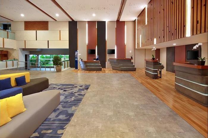 Novotel Bali Ngurah Rai Airport - Reception