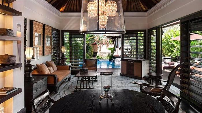 The St. Regis Bali Resort Bali - Living Room