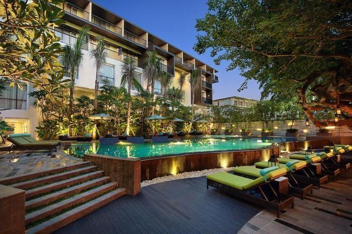 Mercure Bali Legian - Outdoor Pool
